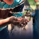 Agua potable derecho humano