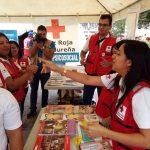 En Día Mundial de la Cruz Roja se desarrollan jornadas de captación de sangre