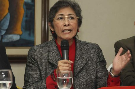 Apoyen la Alianza para revertir tanta legalidad pide Maribel Espinoza