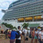 Llegada de cruceristas a Roatán no se detendrá