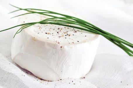 Información nutricional del queso de cabra