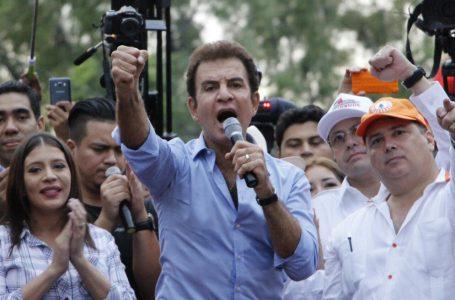 Nasralla convoca a miembros del PSH a una asamblea el 15 de mayo