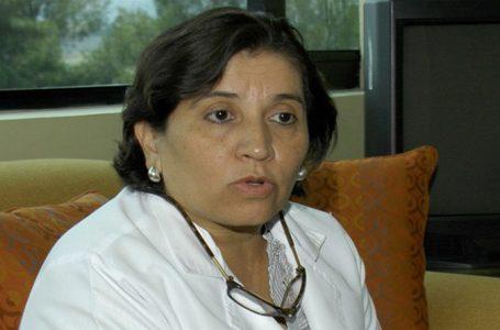 Denuncian a Suyapa Figueroa por «financiar» protestas con fondos del CMH