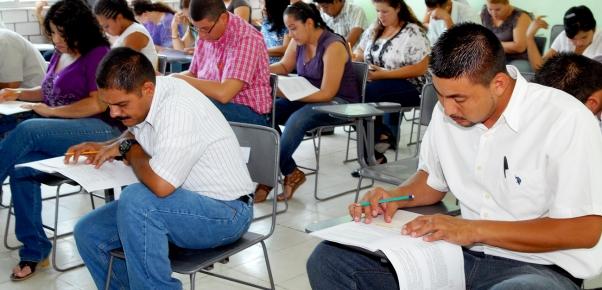 Asignación de plazas a docentes avanza en un 90% en Francisco Morazán