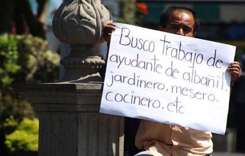El 65% de los hondureños tienen problemas de desempleo