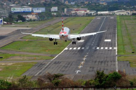 Protestas en el Aeropuerto Toncontín obligó a cambiar rutas de vuelos