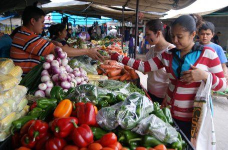 Buscan que continúen los precios estables de la canasta básica en las ferias artesanales