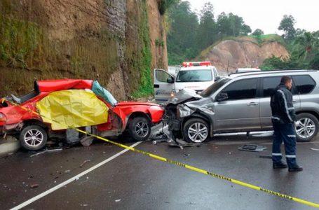 Tegucigalpa la ciudad que más muertes por accidentes viales registra