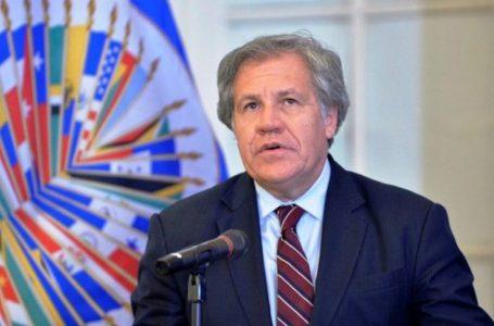 """Bolivia denuncia ante la OEA """"injerencia"""" de Almagro por ratificar fraude electoral"""