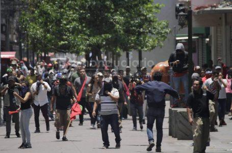 Cofadeh pide al Estado parar los actos de hostigamiento en contra de manifestantes