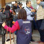 CN apoyará fortalecimiento de mecanismos para protección a periodistas
