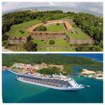 Omoa podría convertirse en destino para cruceros