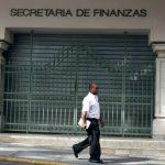 Finanzas determina que no habrá prórroga en el pago a cuenta