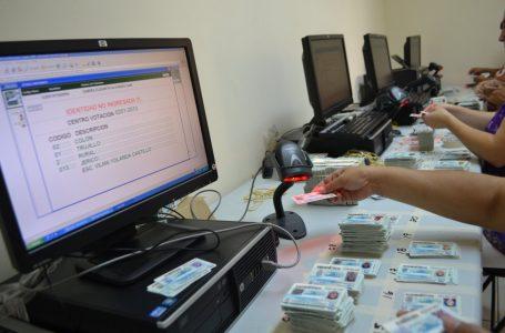 PNUD certifica que proceso de nueva tarjeta de identidad es transparente