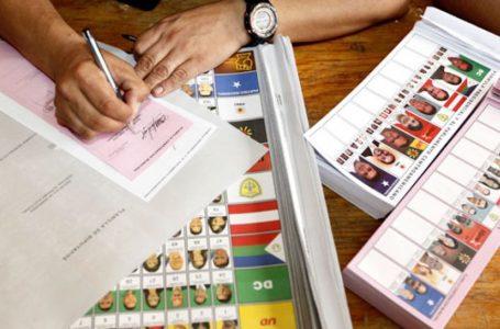 Unos 10 partidos políticos no participaran en elecciones primarias por no tener corrientes internas