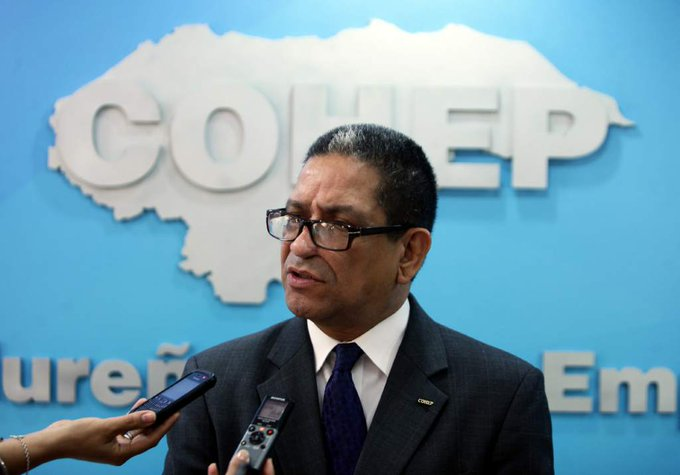 """""""Han querido culpar a los representantes de la Junta Directiva del desfalco del IHSS"""""""