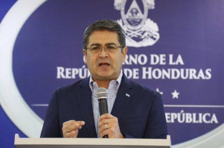 """Nuevo salario mínimo es """"una medida justa"""": Presidente Hernández"""