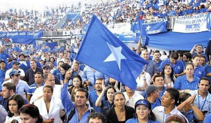 PN continúa promoviendo su unidad mediante Convención Nacional