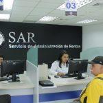 SAR no cumplirá meta de recaudación de L. 108 millones