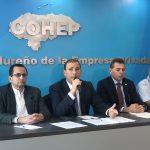 Cohep respalda medidas tomadas por el Gobierno ante emergencia por Covid-19