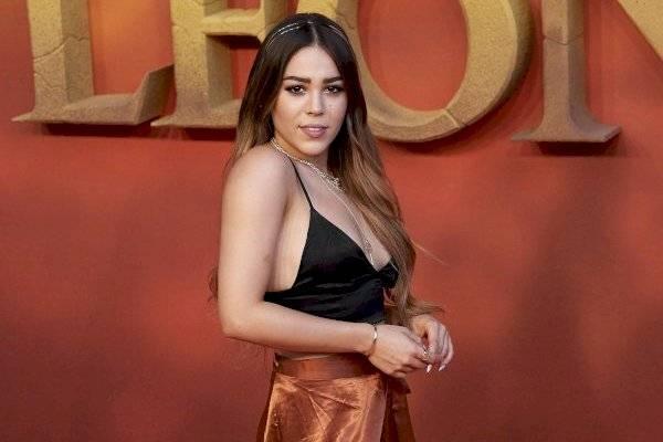 Danna Paola pide más aceptación y menos photoshop