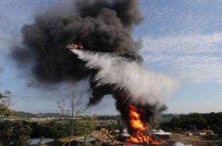 Unos 14 heridos deja incendio de fábrica en India