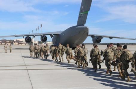 Despliegue de 650 soldados tras ataque a la embajada de EEUU en Irak