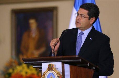 Casa Presidencial rechaza nueva información que vincula a JOH con el narcotráfico
