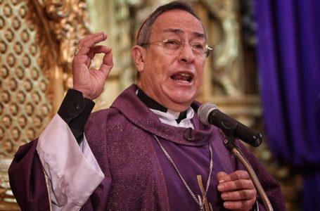 """""""Cuando hay solidaridad y se comparte, ajusta para todos"""": cardenal Rodríguez"""