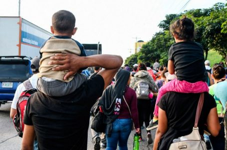 Unos 1,043 migrantes de la caravana ya retornaron al país según vicecanciller hondureña