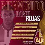 Roger Rojas es oficializado como nuevo jugador del Tolima de Colombia