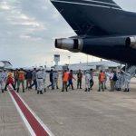 Más de mil migrantes de ultima caravana serán retornados al país