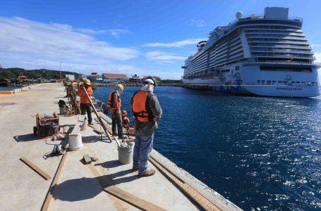 Roatán agranda sus puertas al mundo con ampliación del puerto