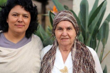 Madre de Berta Cáceres entre las personas más destacadas de América Latina