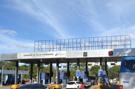 Aumento en costo del peaje es «grosero»: Reinaldo Sánchez