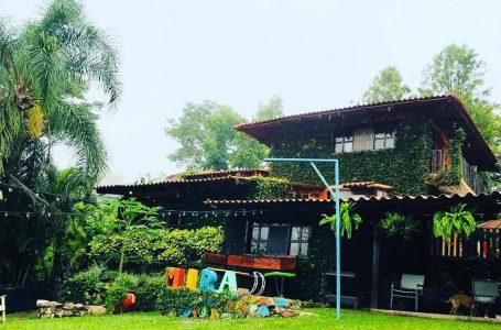 Villa Mira Luna un lugar cercano a la capital perfecto para escapar del confinamiento