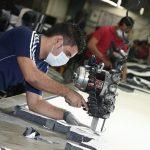Comienza cancelación y suspensión de contratos en el sector maquila