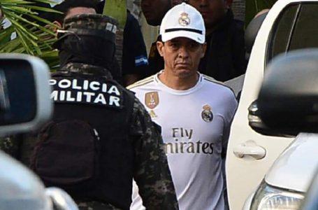 Comisionado Leonel Sauceda no ha sido separado de la Policía Nacional