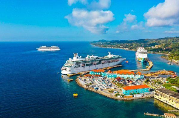 El 6 de julio llegará crucero a Roatán con al menos 2 mil pasajeros