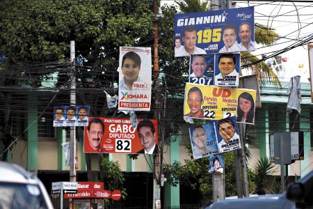 """La ley actual permite que las campañas políticas """"sean prematuras"""""""