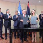Honduras y Belice avanzan en estrategia multidestino de Centroamérica con firma de acuerdo