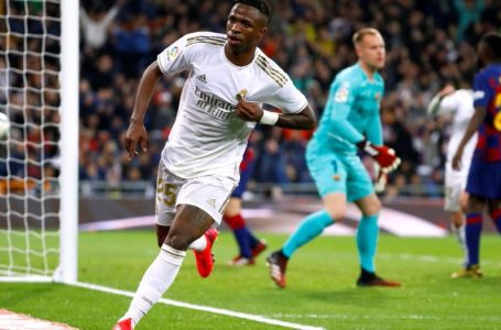 Real Madrid vence 2-0 al Barcelona y es nuevo líder