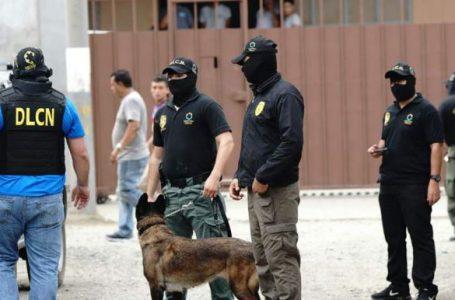 Operación Edén contra sospechosos de traficar droga en el occidente del país