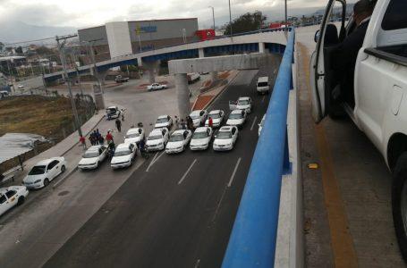 """Taxistas advierten de tomar medidas «más fuertes"""" de no llegar a un acuerdo sobre los VIP"""