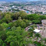 Honduras y Japón inauguran Plazas Conmemorativas en el cerro Juana Laínez