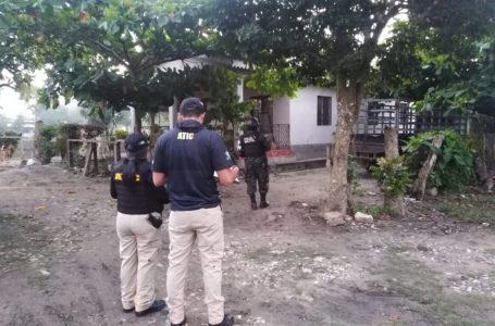 """Operación """"Tridente"""" busca desarticular estructuras criminales en el norte de Honduras"""