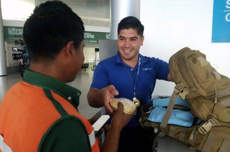 Las populares y mejores burritas del Aeropuerto Toncontín