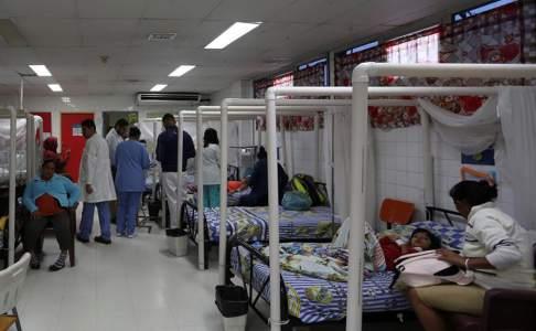 Salud reporta un total de 23,217 casos de dengue a nivel nacional