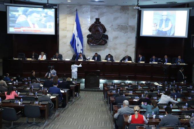 Congreso Nacional suspende sesiones para la próxima semana por Covid-19