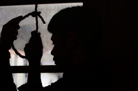 Más del 76% de los suicidios se dan en el sexo masculino